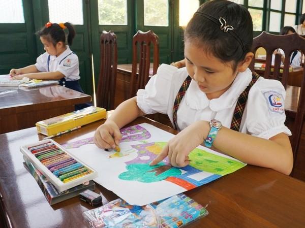 Học sinh sẽ được vui chơi đúng nghĩa trong dịp hè vì không phải học thêm