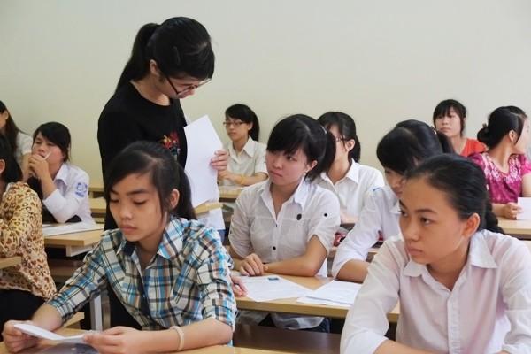 Thí sinh sẽ được hướng dẫn kỹ về quy chế thi để tránh mắc lỗi đáng tiếc trong 4 ngày thi