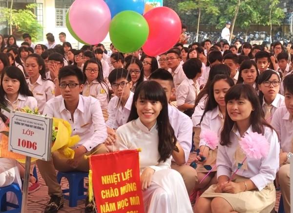 Năm học mới, học sinh đặc biệt quan tâm về những thay đổi của kỳ thi quốc gia