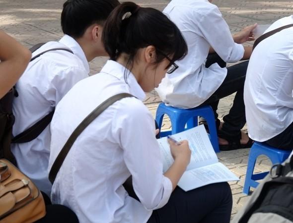 Hội Toán học Việt Nam đánh giá thi trắc nghiệm Toán không kiểm tra được hết kỹ năng của thí sinh