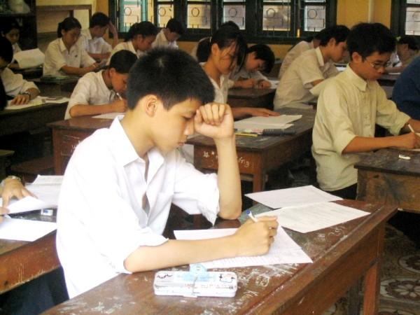 Hiểu đúng về thi trắc nghiệm học sinh sẽ không hoang mang