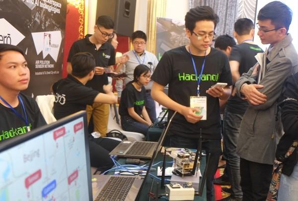 Cộng đồng khởi nghiệp ĐMST Việt Nam đang thu hút dòng vốn nước ngoài
