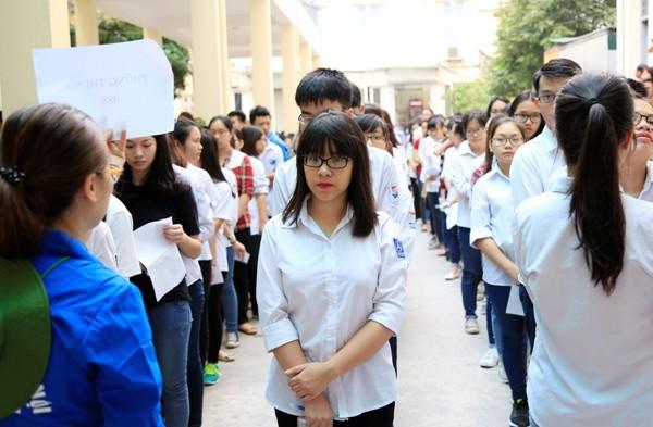 ĐHQGHN dừng tổ chức thi đánh giá năng lực vì kì thi THPT quốc gia tương đồng với mục tiêu xét tuyển của đơn vị này