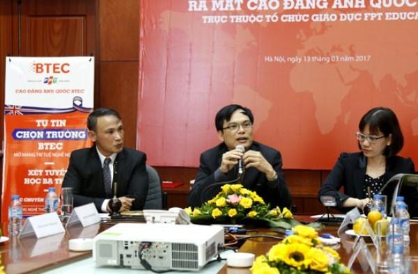 Thêm cơ hội cho sinh viên Việt Nam lấy bằng quốc tế trong nước
