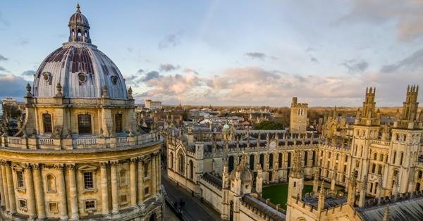 ĐH Oxford của Anh chiếm vị trí đầu bảng trong các trường đại học thế giới