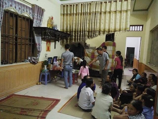 Lãnh đạo ngành giáo dục Hà Nội, tới từng gia đình động viên, chia buồn trước tai nạn thương tâm khiến 5 học sinh bị đuối nước