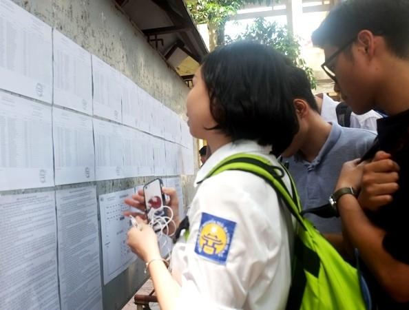 Hà Nội công bố các trường THCS và THPT tuyển sinh hệ đào tạo song bằng năm học