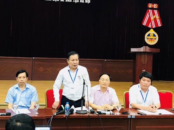 Sở GD-ĐT Hà Nội họp khẩn trưa 7-6 về việc lọt đề thi Ngữ văn sau khi thí sinh làm bài 1 tiếng