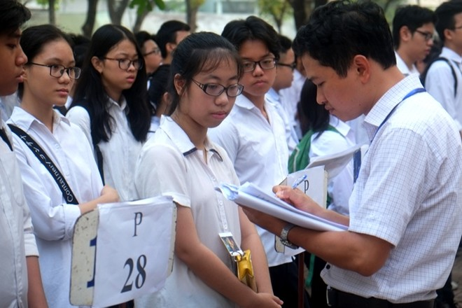 Hà Nội chưa chốt phương án tuyển sinh lớp 10 2019 với bài thi tổ hợp và bỏ xét học bạ