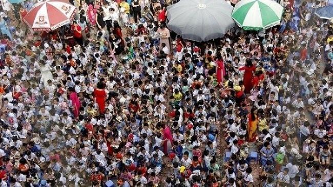 Không thể khắc phục học luân phiên, trường đông học sinh nhất Hà Nội chuyển sang học 1 buổi/ngày
