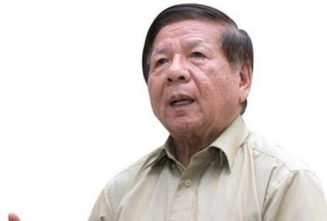 PGS Trần Xuân Nhĩ lên tiếng phản đối quy định sinh viên hoạt động mại dâm 4 lần mới bị đuổi học