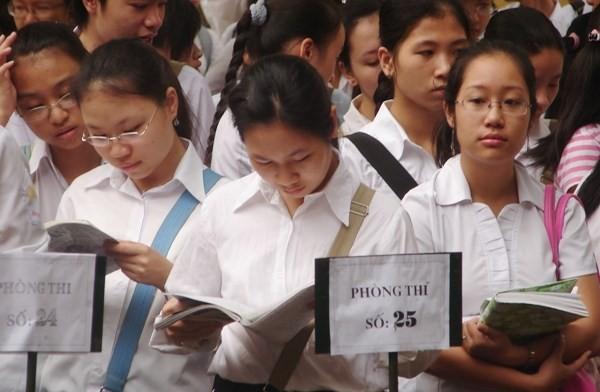 Bộ sẽ tăng cường thanh tra, kiểm tra, giám sát đối với việc chấm bài thi tự luận
