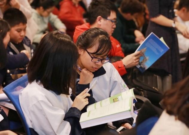 Nhiều học sinh không biết cách học từ vựng và gặp khó khăn vì thiếu vốn từ khi họctiếng Anh