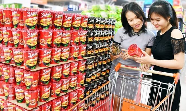 """Năm 2018, mì """"3 Miền"""" tiếp tục là nhãn hiệu được người tiêu dùng Việt chọn mua nhiều nhất, nắm giữ hơn 25% số lượng gói mì được tiêu thụ"""
