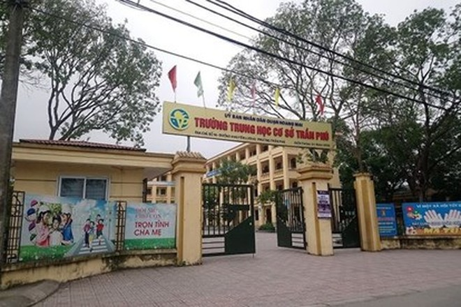 Nói về quan điểm của nhà trường, bà Ngô Thị Thu Anh khẳng định sẽ không bao che cho hành vi sai trái.