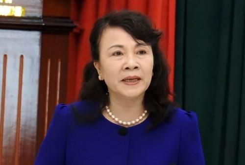 Thứ trưởng Bộ GD-ĐT Nguyễn Thị Nghĩa khẳng định không cấm phản biện giáo dục trên mạng xã hội