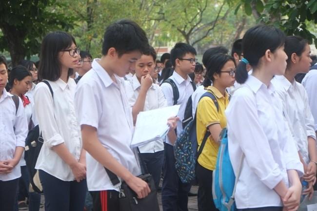 Cuối tuần này, 86.000 thí sinh Hà Nội sẽ bước vào kỳ thi cạnh tranh cao để vào được lớp 10 trường công lập