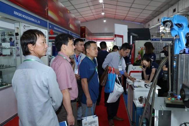 Hội chợ VIIF 2019 được coi là sự kiện xúc tiến thương mại ngành công nghiệp lớn nhất trong năm