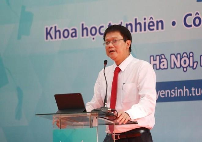 Cố Thứ trưởng Lê Hải An ra đi bất ngờ sau khi ngã từ tầng 8 trụ sở Bộ GD-ĐT