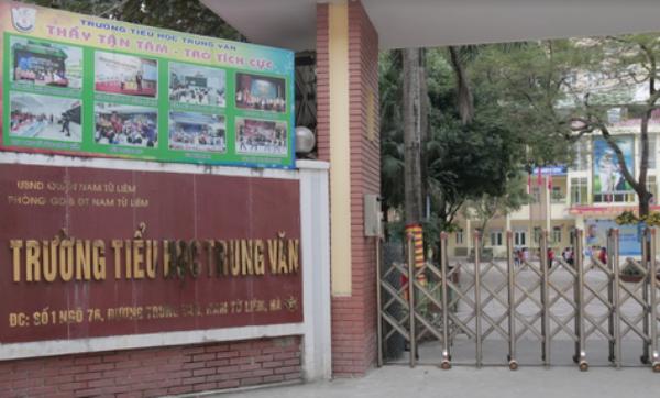 Sở GD&ĐT Hà Nội yêu cầu khẩn trương xác minh rõ sự việc cô giáo tiểu học Trung Văn bị tố đánh học sinh