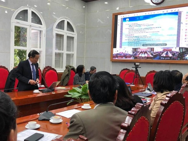 GS Nguyễn Minh Thuyết, Tổng chủ biên chương trình Giáo dục phổ thông mới giới thiệu về SGK Tiếng Việt 1 của bộ sách Cánh Diều do ông làm chủ biên