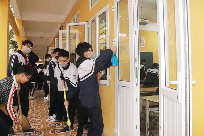 Học sinh cả nước có thể đi học trở lại từ 2/3