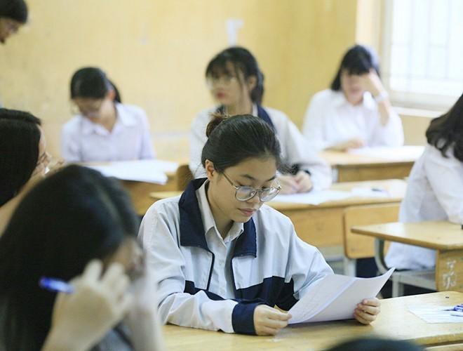 Hà Nội chờ học sinh đi học trở lại để chốt lịch thi tuyển sinh lớp 10 năm 2020