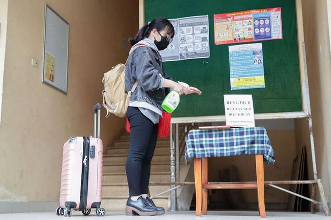 Gần 40.000 sinh viên Đại học Quốc gia Hà Nội trở lại giảng đường