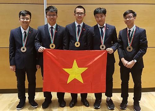 Bộ GD-ĐT nới lỏng việc tham gia thi Olympic quốc tế