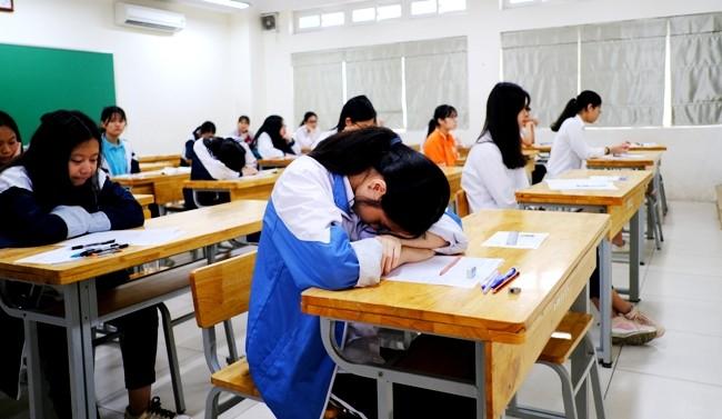 Kỳ tuyển sinh lớp 10 THPT công lập của Hà Nội có áp lực cạnh tranh cao hơn tuyển sinh đại học