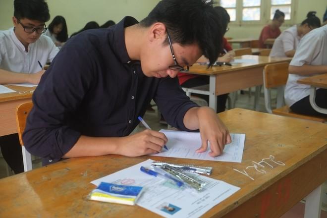 Hà Nội có quy mô thí sinh dự thi tốt nghiệp THPT đông nhất cả nước