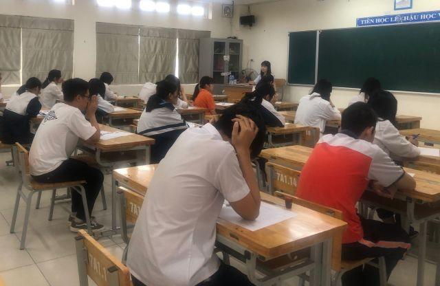 Hà Nội có 89.000 trên tổng số 104.000 học sinh lớp 9 đăng ký tham dự kỳ thi tuyển sinh lớp 10