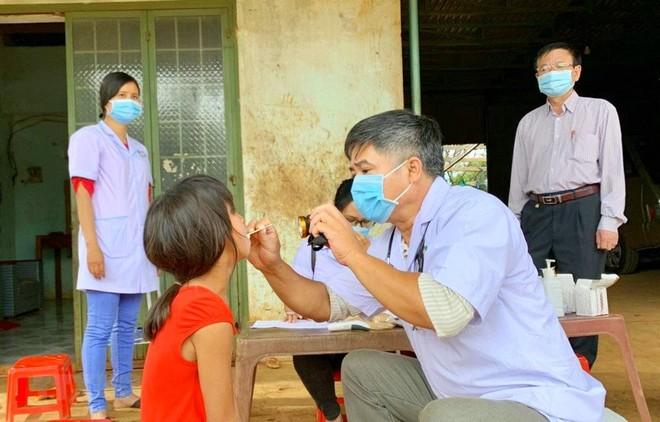 Các trường học được yêu cầu tăng cường phòng chống dịch bạch hầu đang lan nhanh tại các tỉnh Tây Nguyên