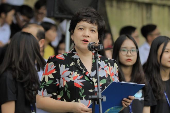 Phó Hiệu trưởng trường THPT Chu Văn An được bổ nhiệm Hiệu trưởng trường THPT chuyên Hà Nội-Amsterdam