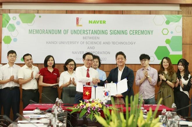 Trường ĐH Bách khoa Hà Nội chính thức hợp tác với Tập đoàn công nghệ lớn nhất Hàn Quốc trong nghiên cứu và đào tạo trí tuệ nhân tạo