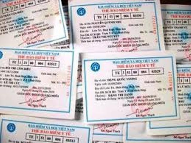 Hàng triệu thẻ BHYT bị cấp trùng gây lãng phí rất lớn ngân sách nhà nước
