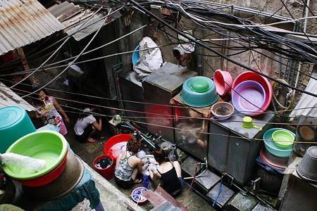 Cuối năm 2017, hơn 1.500 hộ dân phố cổ sẽ di dời sang khu đô thị Việt Hưng