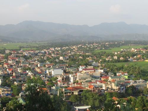 Sẽ thành lập thị xã Đông Triều trên cơ sở 2 thị trấn của huyện Đông Triều hiện nay (ảnh internet)