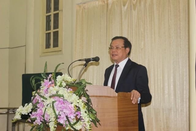 Bí thư Thành uỷ Phạm Quang Nghị chia sẻ về kết quả Hà Nội đạt được trong năm 2014