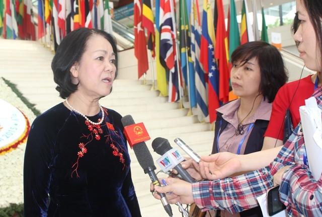 Việt Nam đã nâng chuẩn tổ chức IPU lên một tầm cao mới ảnh 1