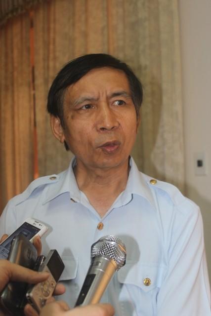 Phó tổng Thanh tra Chính phủ Lê Tiến Hào trả lời báo chí sáng 29-7