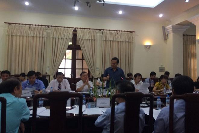 Phiên họp thứ 3 của Hội đồng tiền lương Quốc gia vẫn hết sức căng thẳng