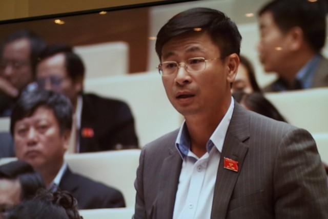 ĐB Nguyễn Phi Thường lo ngại trước tình trạng bùng nổ trang thông tin điện tử tổng hợp