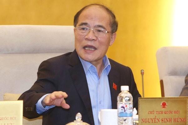 Chủ tịch Quốc hội Nguyễn Sinh Hùng đề nghị phải rõ kiểm toán đem lại lợi ích gì cho quốc kế dân sinh?