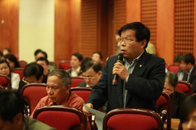 Cử tri Hà Nội nêu lên nhiều vấn đề bức xúc dân sinh trên địa bàn thành phố