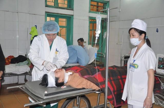 Xử trí cấp cứu cho bệnh nhân Nguyễn Vũ Thị Linh tại Bệnh viện Hà Đông