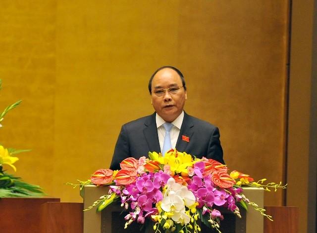 Phó Thủ tướng Chính phủ báo cáo trước Quốc hội sáng 21-3