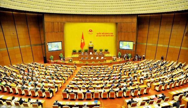 Kỳ họp thứ 11 của Quốc hội khóa XIII tập trung vào công tác kiện toàn nhân sự