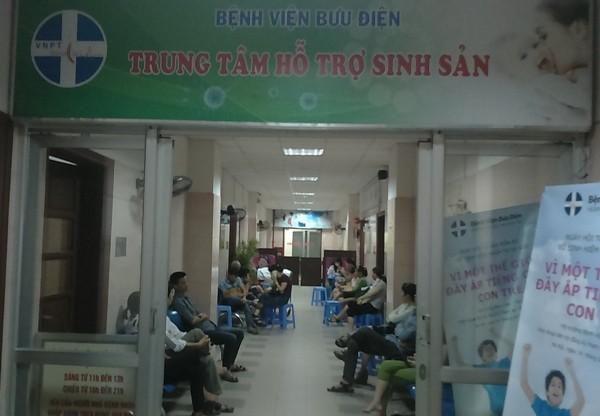 Bệnh nhân đến khám vô sinh, hiếm muộn ngày càng tăng nhanh