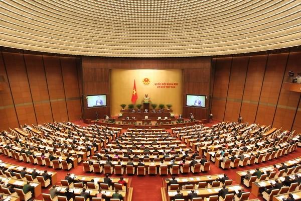 Kỳ họp đầu tiên của Quốc hội khóa XIV dự kiến sẽ khai mạc vào ngày 20-7 tới